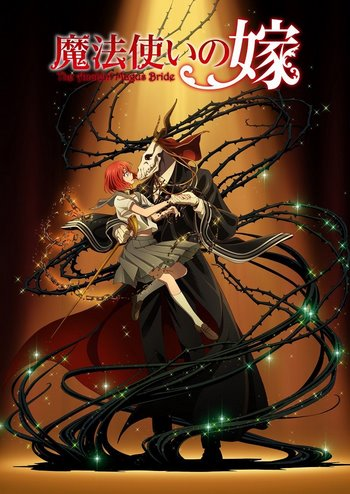 Cover Anime The Ancient Magus' Bride