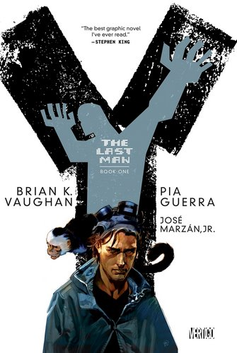 Cover V1 Comic Y The Last Man